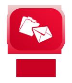 Le courrier postal
